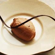 まったりチョコレートムース