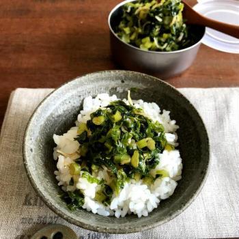 【簡単!!大根の葉レシピ】大好物!はまざきまいのおばあちゃんのじゃこ大根(手作りふりかけ)