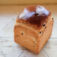 辻調・製パン技術講座 – 第12課 中種法で作る、『ぶどうパン』。