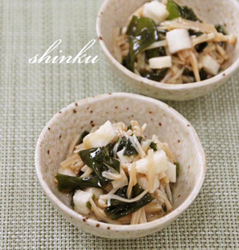 レンチンで完成!食感を楽しむ「長芋」の簡単おかず