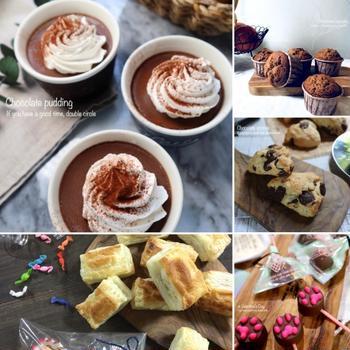 バレンタインに!チョコレートレシピ10選♡【#簡単レシピ#バレンタイン】