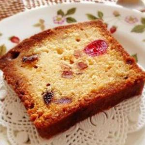 芳醇な香りと深い味わいが魅力。大人が楽しむブランデーケーキ