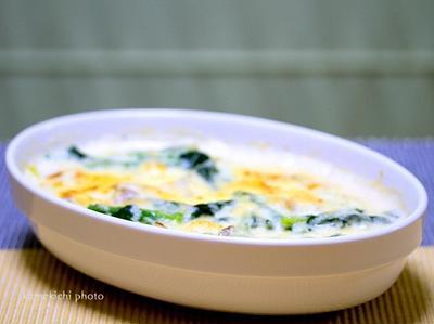 チキンと白菜のクリーム煮&「祝日は滋賀へ行ってきました」