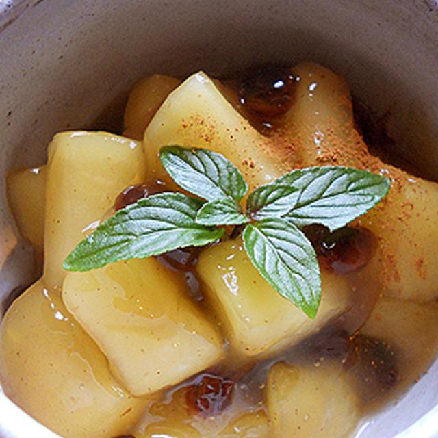 有機りんご葛のコトコト煮