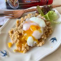 【レシピ】悪魔のオイポテサラダ #マヨ不使用#ポテサラ