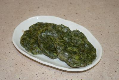 一つしかないオンマのよもぎ餅味 -- スッゲットク(쑥개떡)レシピ
