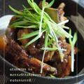 肉食☆スペアリブのはちみつジンジャー煮