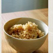 干し海老の炊き込みご飯