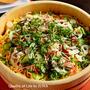 【イベントレシピ公開】野菜散らし&かぼちゃ入り五目豆&肉団子スープ どれもおいしいyo♪