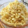 ただ混ぜるだけで無限レシピ☆ 白菜のカレーサラダ