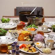 【自宅飯を】トッピングカレー&トッピングサラダ祭り【全力で楽しむ】