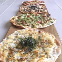 秋のピザ4種♪~盛岡バスセンター跡地イベント〜