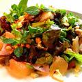 古代豚のビアシンケンとピンクグレープフルーツのメリメロサラダ by taroさん