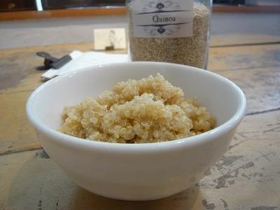 キヌアの安全な炊き方 レシピ