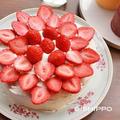 はかり不要!計量カップでシフォンショートケーキ by おいしっぽさん