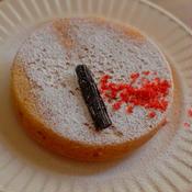 もっと簡単HMで♪バニラ香るいちごミルクケーキ