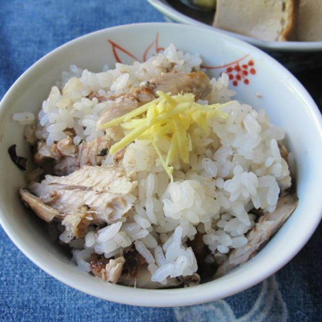 かど飯(秋刀魚飯)