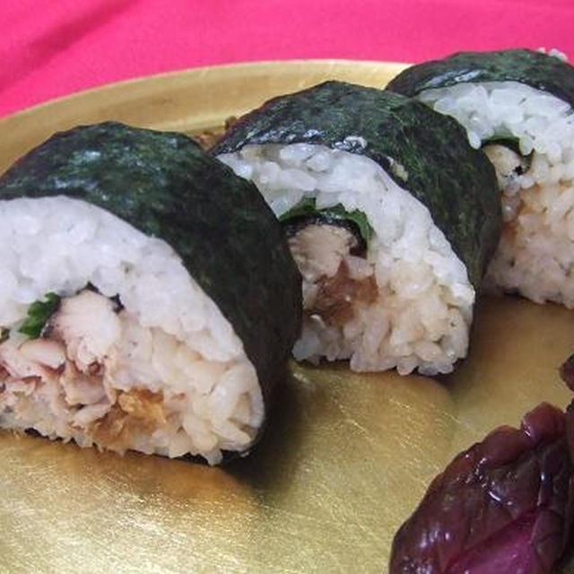 さんまの巻き寿司