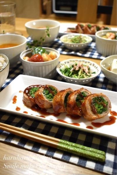 【レシピ】めちゃうまっ!豚肉くるくるニラ巻き♪…今の悩み。