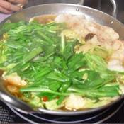 八角モツ鍋