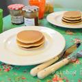 全粒粉パンケーキとお砂糖のハナシ。 by ayonmamanさん