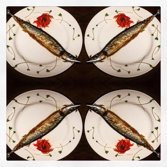 秋刀魚のまるっと♪丸ごとコンフィ~