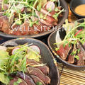 行かないで春!鰹のたたき野菜モリモリカルパッチョサラダ by ウエルキッチンさん