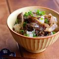 恵方巻きにも混ぜご飯にも使える♪超便利な絶品牛肉とまいたけの甘辛煮!
