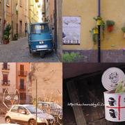 サルデーニャ旅行記⑥「ティンヌーラのムラーレス(壁画)&'イタリアで最も美しい街'ボーザ」