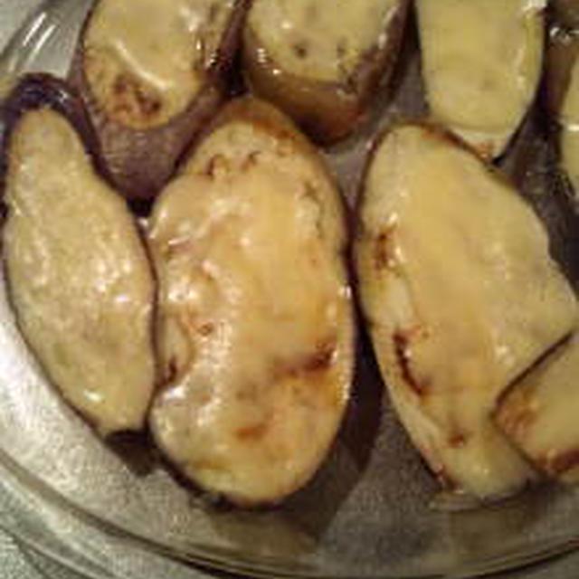 ナスのチーズ焼き