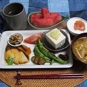 ワンパターン朝ご飯