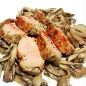 豚ヒレ肉の香草オーブン焼き