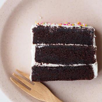アメリカのワンボウルでできる簡単チョコレートケーキ