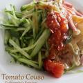 トマト&うめ酵素を使った料理レシピ♪夏いっぱい by ぱんな毎日♪Espoir3nさん