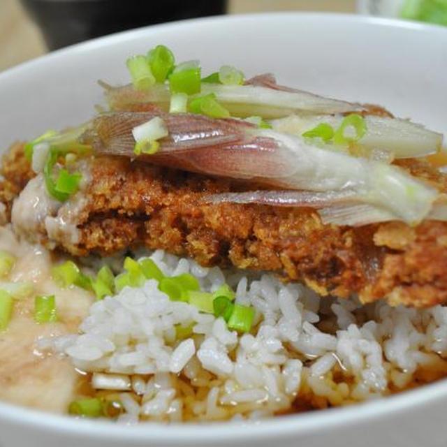冷やしカツ丼(レシピ)