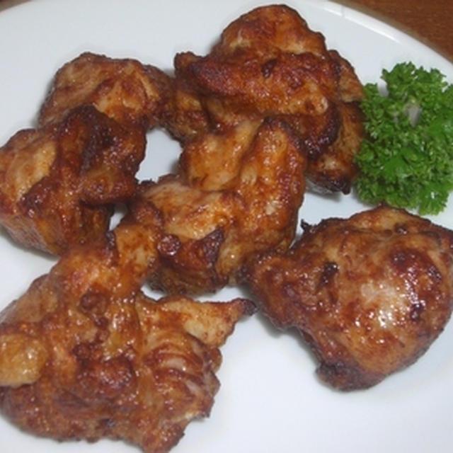 鶏肉のから揚げ~農場ソース風味~