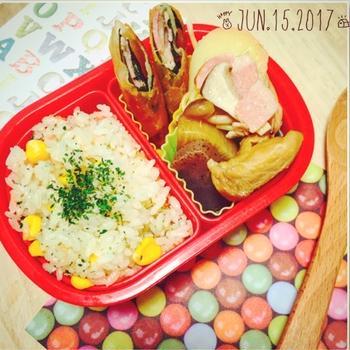 ★お弁当の日⑥〜もうすぐ父の日弁当〜☆