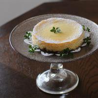 クリスマスにぴったり♪幸せなガラス「Vetro Felice」のケーキスタンド
