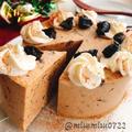 お砂糖なしプルーンレアチーズケーキ【自家製プルーンピューレ】(動画レシピ)