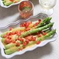 彩り鮮やかな食卓に♪シャキッと食感のアスパラガス料理