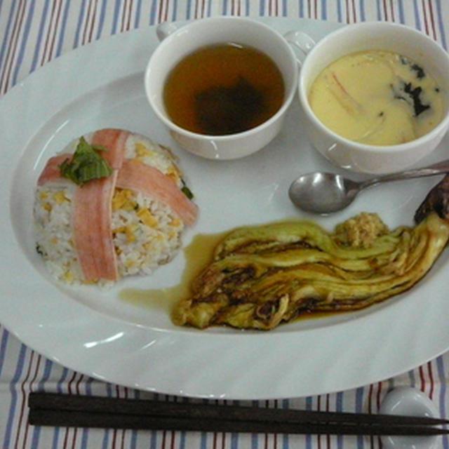簡単かわいい和食ワンプレート
