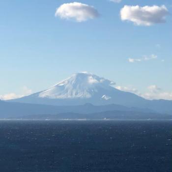年の暮れに葉山、鎌倉、七里ガ浜へ 海が近くのレストラン