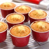 塩バニラの小さなケーキ~スパイス大使