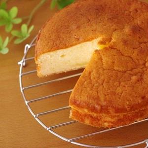ヨーグルトで簡単&ヘルシー!手作りケーキに挑戦♪