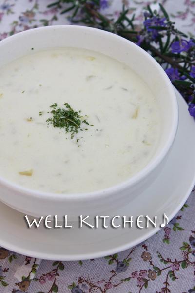 鶏ミンチ&クリームコーンスープ 一攫千金・全力前進