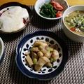 豚肉と里芋の味噌煮