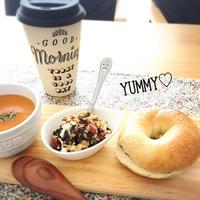 【モニター】朝パンにぴったり♡簡単プルーンとナッツのディップ