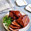 【簡単おかずレシピ】マーマレード醤油焼豚