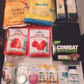 【iHerb】2月の1回目と2回目のお買い物 – プロテインバーやチップスなど、お菓子いろいろに、お気に入りのオーラルケアのまとめ買い