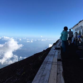 今年も富士登山